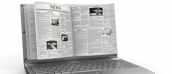 posting news about your organisation adds to the credibility factor